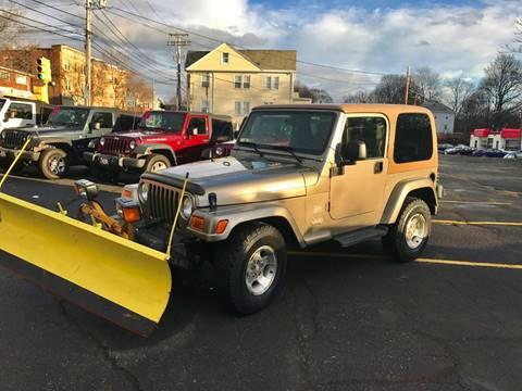 2003 Jeep Wrangler for sale in Salem, MA