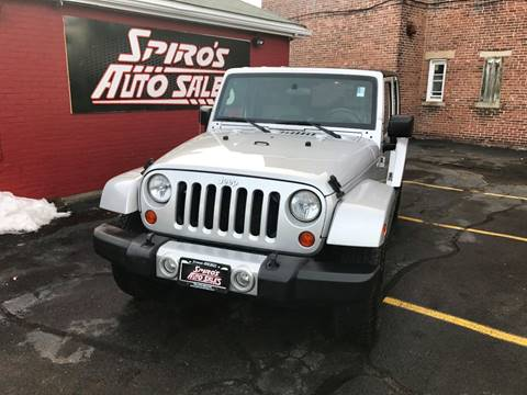 2008 Jeep Wrangler Unlimited for sale in Salem, MA