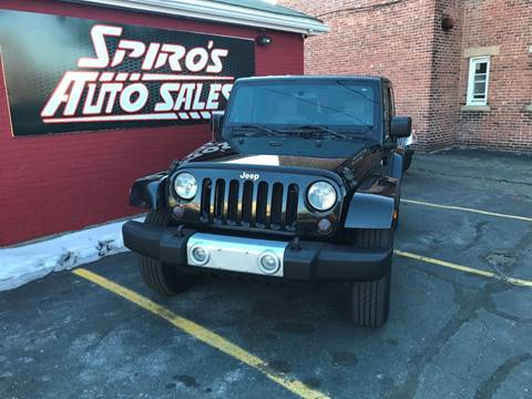 2008 Jeep Wrangler for sale in Salem, MA