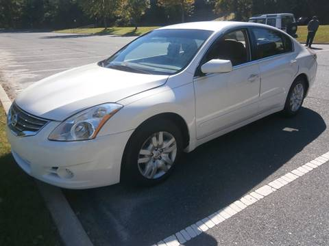 2010 Nissan Altima for sale in Stafford, VA