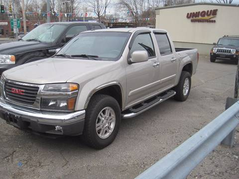 2009 GMC Canyon for sale in Chicopee, MA