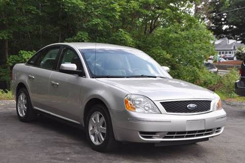 2006 Ford Five Hundred for sale in Leominster, MA