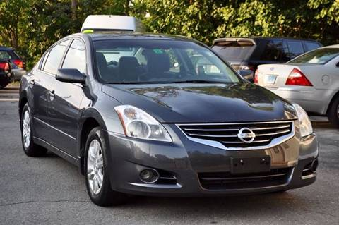 2011 Nissan Altima for sale in Leominster, MA