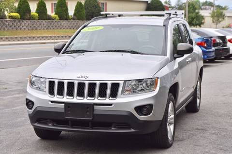 2011 Jeep Compass for sale in Leominster, MA