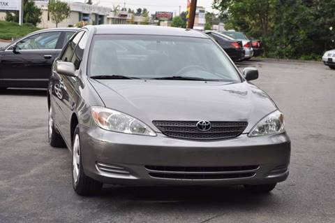 2002 Toyota Camry for sale in Leominster, MA