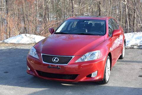 2007 Lexus IS 250 for sale in Leominster, MA