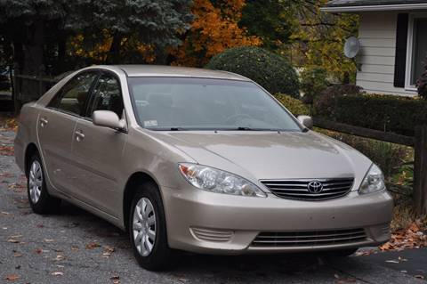 2005 Toyota Camry for sale in Leominster, MA