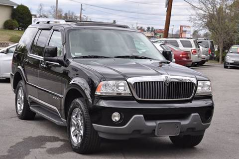 2004 aviator 4vip  2004 Lincoln Aviator for sale in Leominster, MA