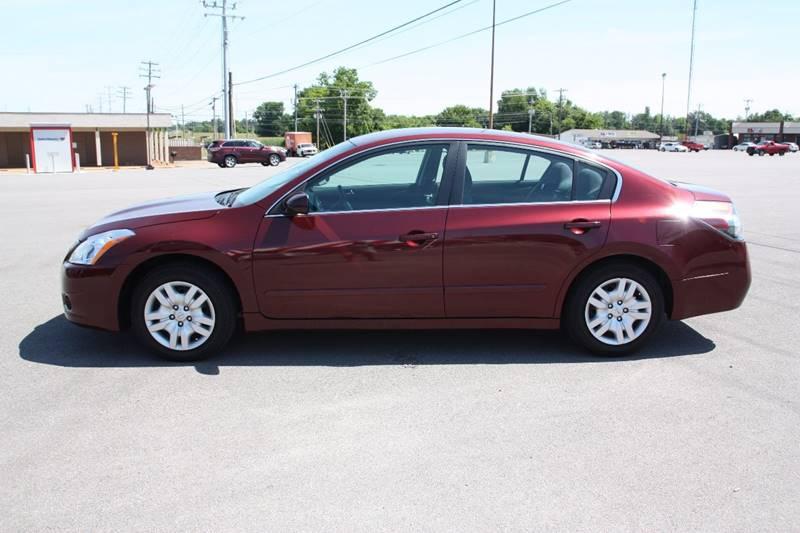 2012 Nissan Altima  - Clarksville TN