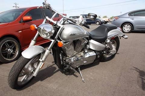 2008 Honda VTXC 1300