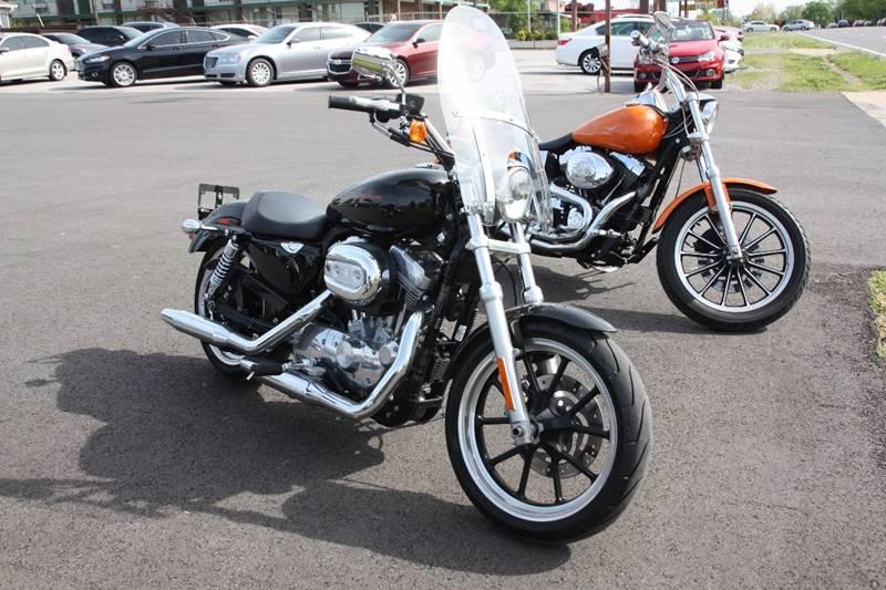 2011 HARLEY DAVID XL883L XL883L low rider xl - Clarksville TN