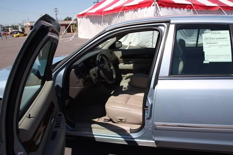 2010 Mercury Grand Marquis LS 4dr Sedan - Clarksville TN