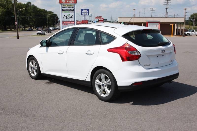 2014 Ford Focus SE 4dr Hatchback - Clarksville TN