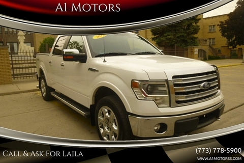 2014 Ford F-150 for sale in Chicago, IL
