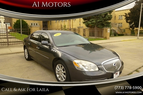 2011 Buick Lucerne for sale in Chicago, IL