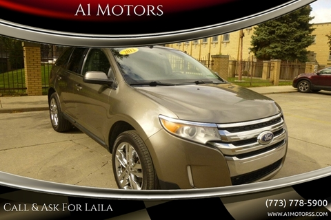 2012 Ford Edge for sale in Chicago, IL