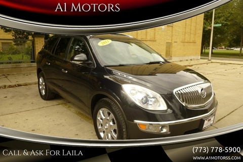 2011 Buick Enclave for sale in Chicago, IL