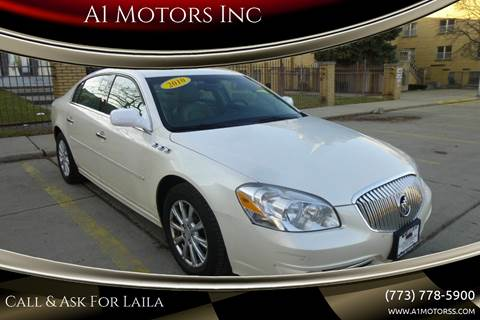 2010 Buick Lucerne for sale in Chicago, IL