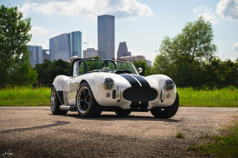 2001 65 FORD COBRA REPLICA for sale at College Cars Texas in Houston TX
