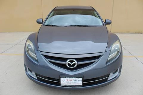 2011 Mazda MAZDA6 for sale at College Cars Texas in Houston TX