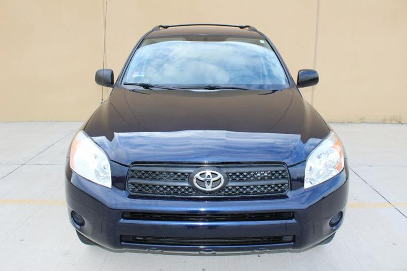 2007 Toyota RAV4 for sale at College Cars Texas in Houston TX