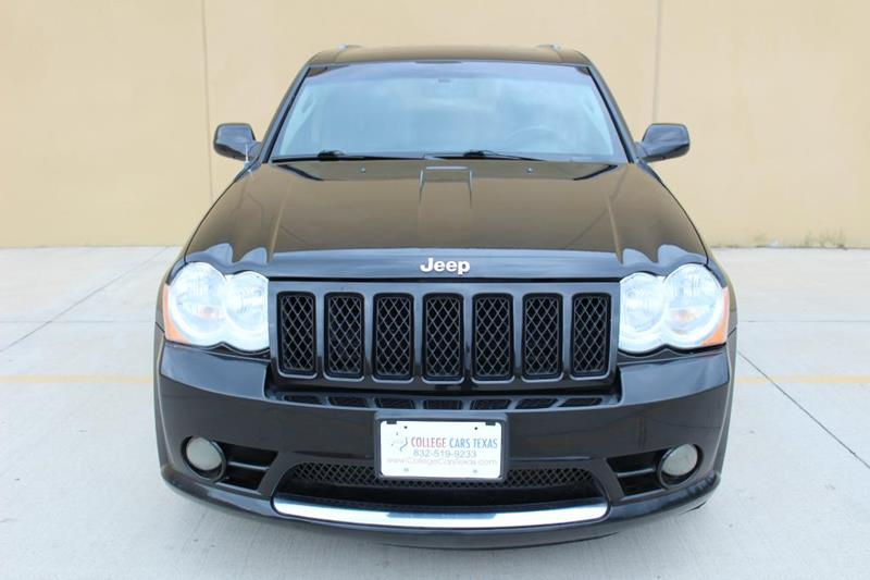2009 Jeep Grand Cherokee for sale at College Cars Texas in Houston TX