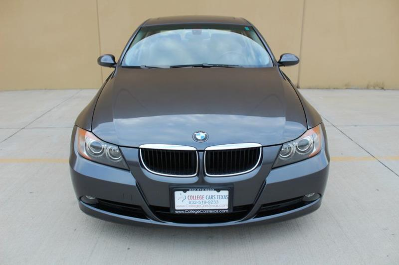 2006 BMW 3 Series for sale at College Cars Texas in Houston TX