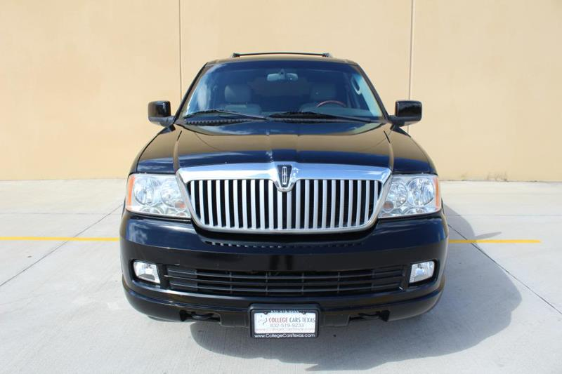 2006 Lincoln Navigator for sale at College Cars Texas in Houston TX