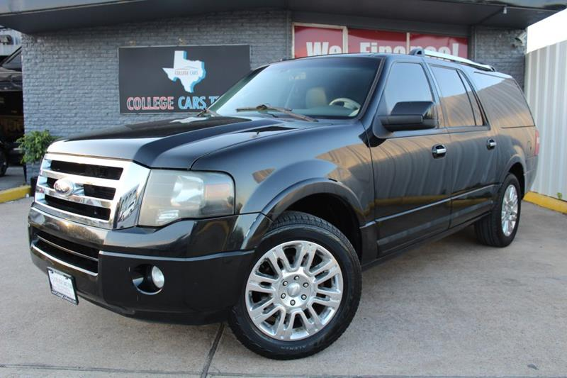 Ford Expedition El For Sale At College Cars Texas In Houston Tx