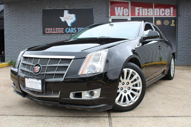 2010 Cadillac Cts 3 0l V6 Performance In Houston Tx College Cars Texas