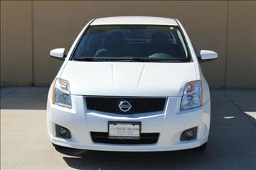 2011 Nissan Sentra for sale in Houston, TX