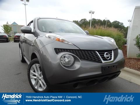 2013 Nissan JUKE for sale in Concord, NC