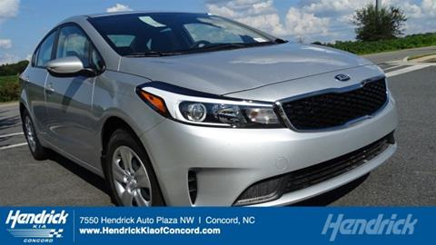 2017 Kia Forte for sale in Concord, NC