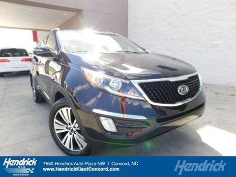 2014 Kia Sportage for sale in Concord, NC