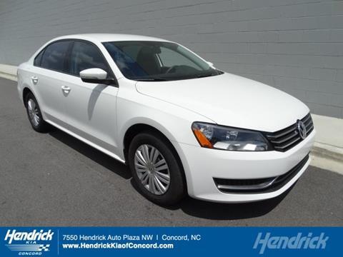 2015 Volkswagen Passat for sale in Concord, NC
