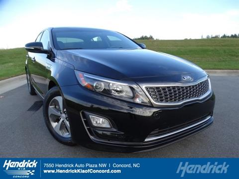 2014 Kia Optima Hybrid for sale in Concord, NC