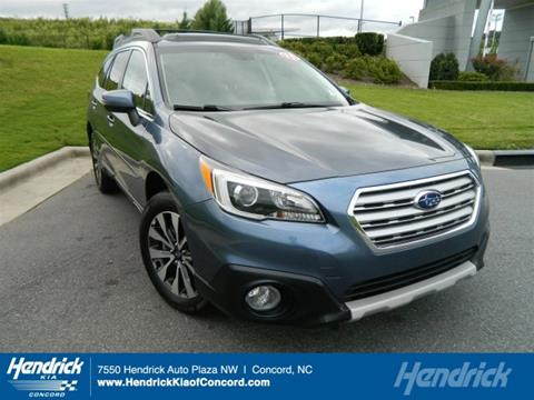 2015 Subaru Outback For Sale In Concord, NC