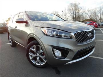 2017 Kia Sorento for sale in Concord, NC