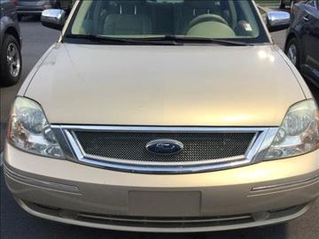 2007 Ford Five Hundred for sale in Concord, NC