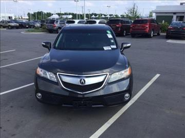 2013 Acura RDX for sale in Concord, NC