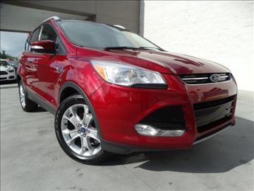 2014 Ford Escape for sale in Concord, NC