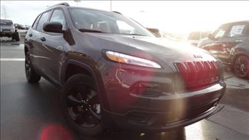 2017 Jeep Cherokee for sale in Concord, NC