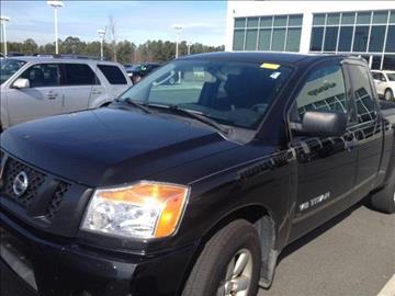 2011 Nissan Titan for sale in Concord, NC
