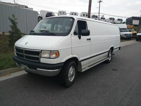 1997 Dodge Ram Van for sale in Martinsville, VA