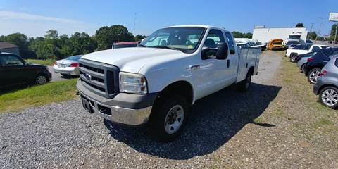 2005 Ford F-250 Super Duty for sale in Martinsville, VA