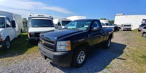 2013 Chevrolet Silverado 1500 for sale at Church Street Auto Sales in Martinsville VA