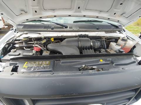 2017 Ford E-350