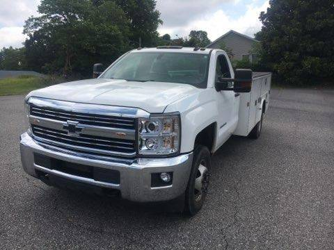 2015 Chevrolet Silverado 3500 Dual Rear Wheel for sale in Martinsville, VA