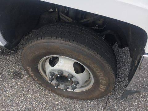 2015 Chevrolet Silverado 3500 Dual Rear Wheel