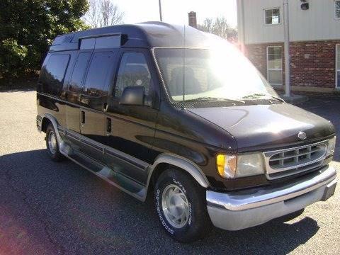 2001 Ford E-150 for sale in Martinsville, VA